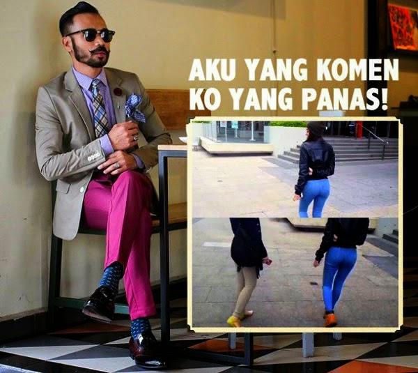 Wak Doyok Meroyan Keranan Dikecam Peminat Isu Komen Punggung Kila Fairy 4 Foto