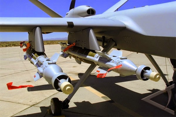 Lima orang tewas dalam serangan drone AS di Pakistan