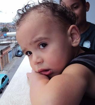 Meu Filhote... João Miguel