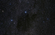 Nebulosa Saco de Carbon