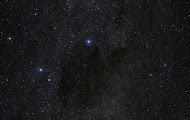 Nebulosa Saco de Carbon