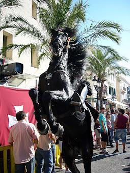 FESTES PATRONALS DELS POBLES DE MENORCA