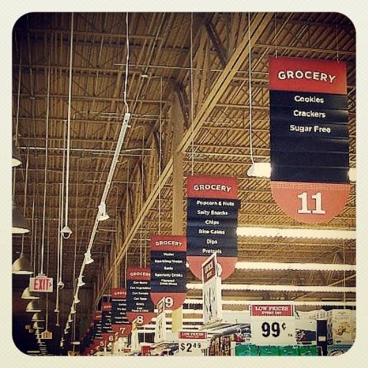 supermercado usa