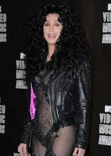 Cher at the 2010 VMA's