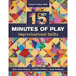 15 Minutes of Play by Victoria Findlay Wolfe