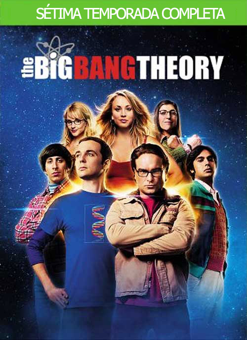 The Big Bang Theory 7ª Temporada Torrent – BluRay 720p Dual Áudio (2014)