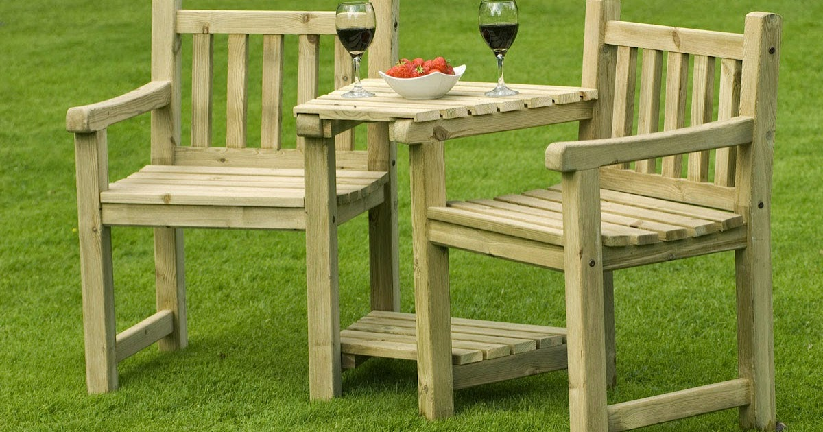 Imagenes de muebles de madera para jardin for El maiten muebles