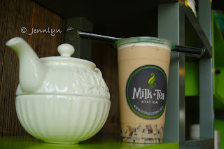 Milk Tea, Balay Quince