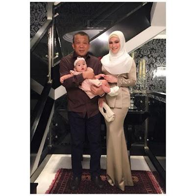 Naila Nurjannah Penyeri Rumah Tangga Zizie Ezette Dan Bung Mokhtar