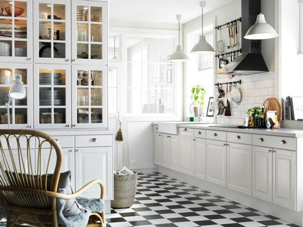 Good morning style cocina alacenas - Cucina country ikea ...