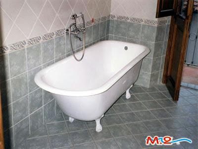 Vasca Da Bagno In Ghisa Con Piedini : Vasche da bagno con piedi idee per la casa nukelol