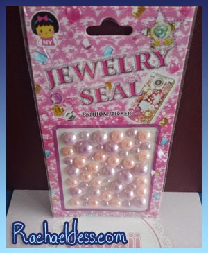 Jewellery Fashion stickers