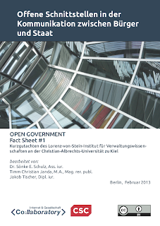 Open Government Factsheet #1