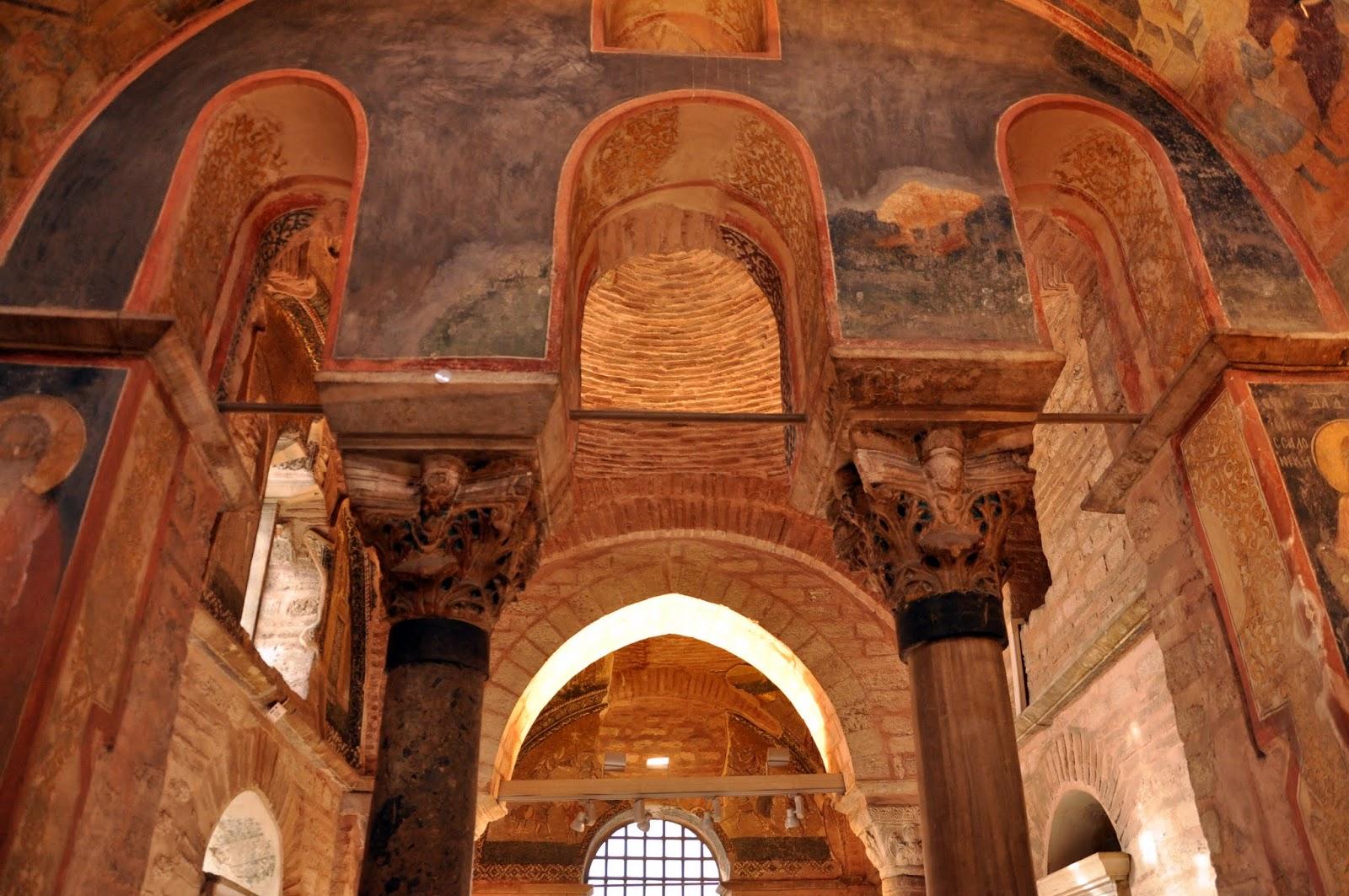 Kariye Müzesi (Chora Church)  Hayata Dair...