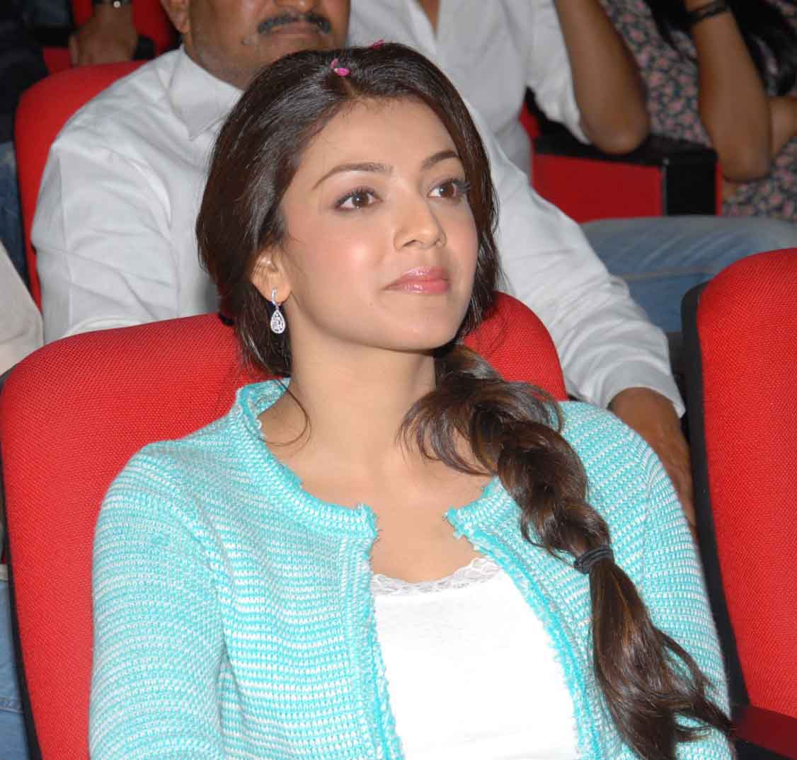 Kajal Agarwak @ Audio Launch