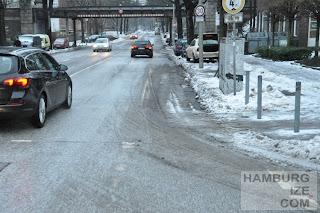 Veloroute 3 - Bogenstraße / Schlankreye