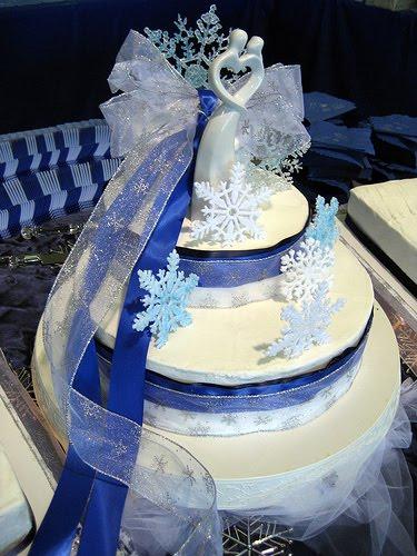 Disco XXYY In da City: Winter Wedding Cakes Winter ...