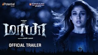 Maya Tamil movie Trailer _ Nayanthara _ Aari