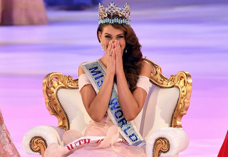 Miss South Africa Wins 2014 Miss World Pageant, miss world , miss South Africa