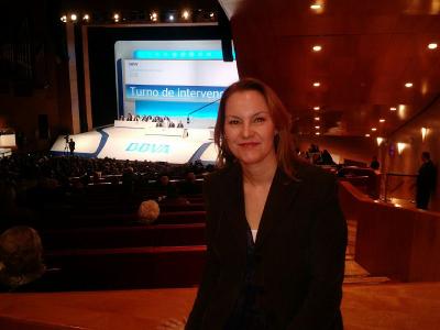 Xunta xeral accionistas BBVA 2015