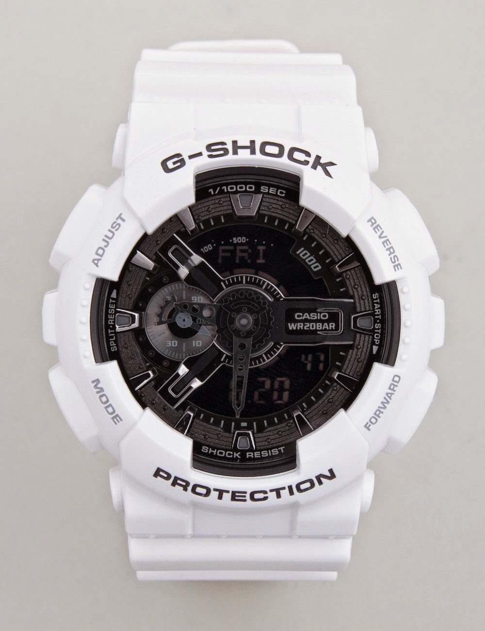 G-Shock GA-110GW-7AER Watch - White