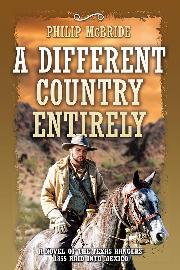 New Texas Ranger Novel for 2017