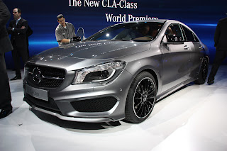 Mercedez Benz on Mercedes Benz Cla