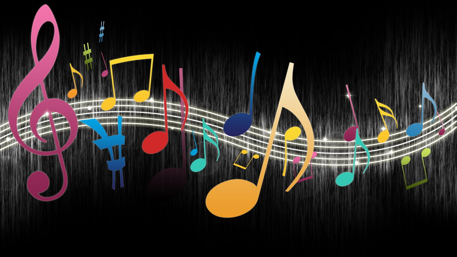Music is in the very fabric of the Universe!