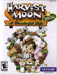 Free Download Game Harvest Moon A Wonderful Life Special Edition PS2 ISO For PC