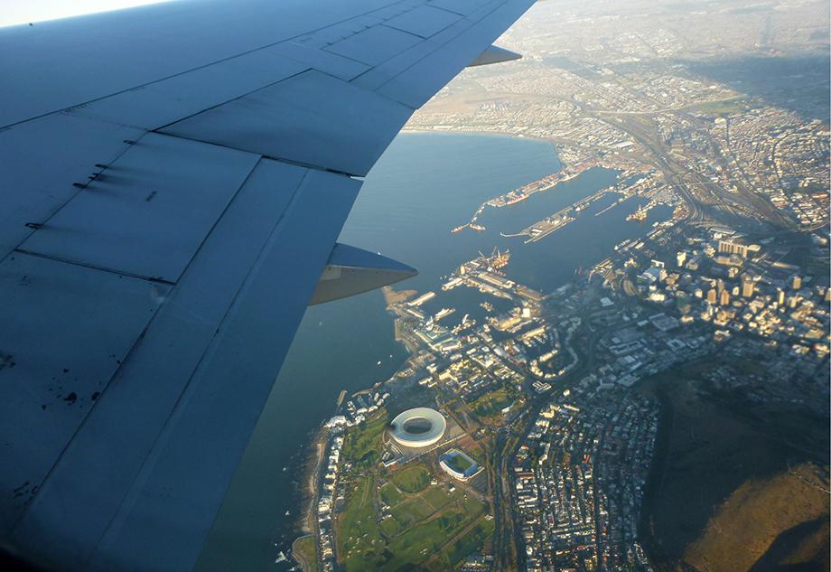 Ynas Reise Blog | Ein letzter Blick auf Kapstadt