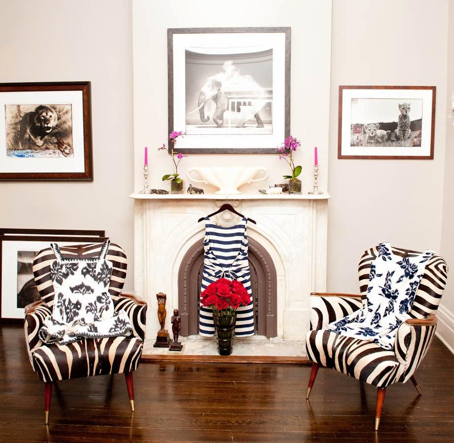 Interior Design | Deborah Lloyd Of Kate Spade