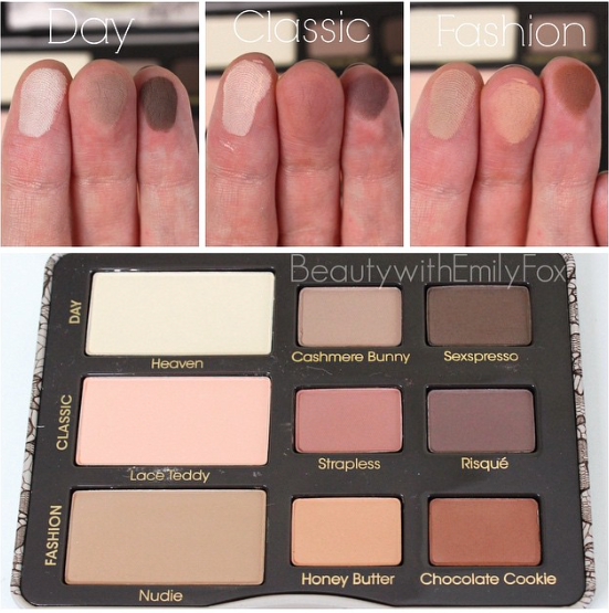 Is Too Faced Natural Matte Palette Limited Edition
