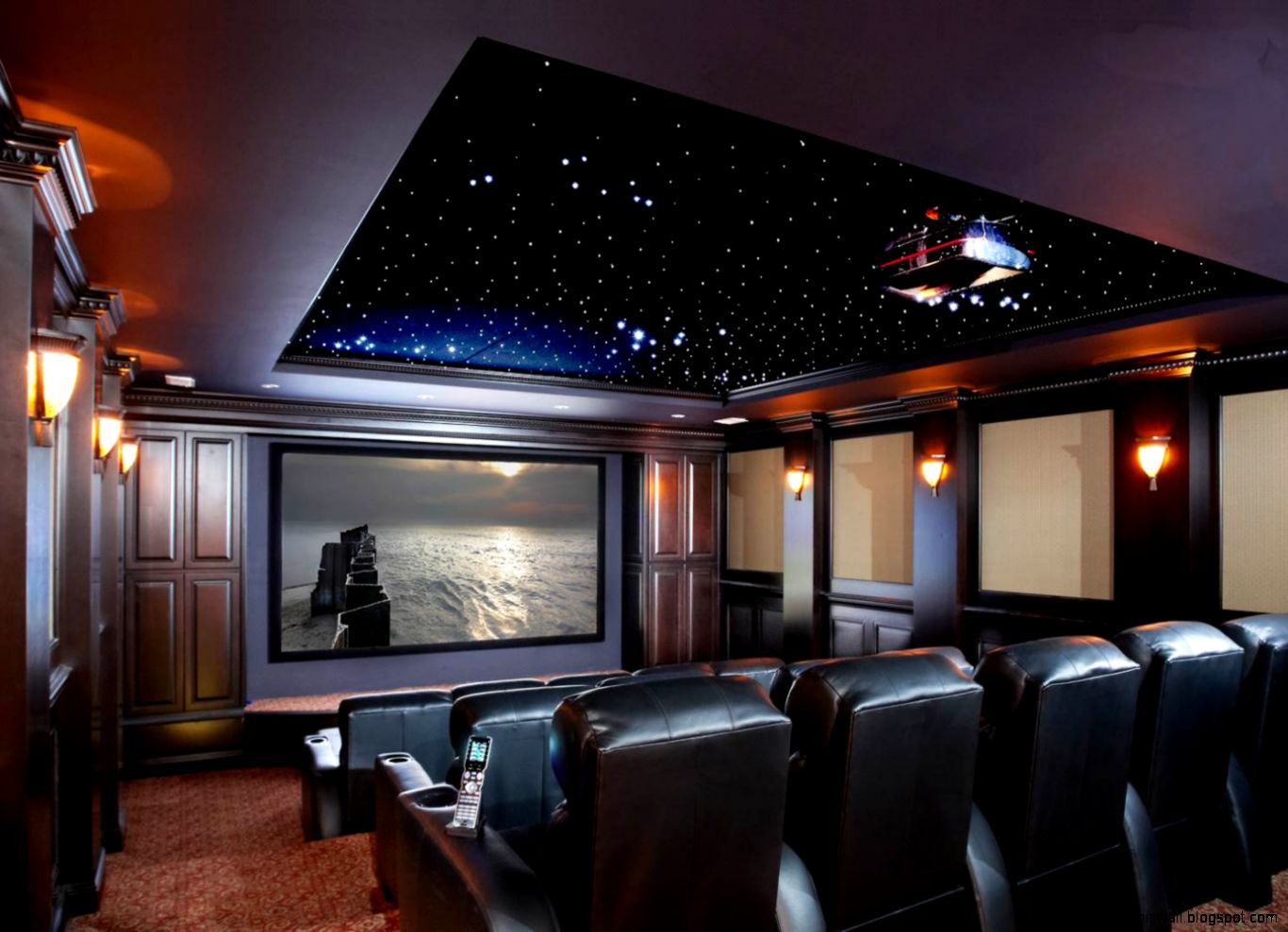 Home theater design magazine this wallpapers Home theater architecture