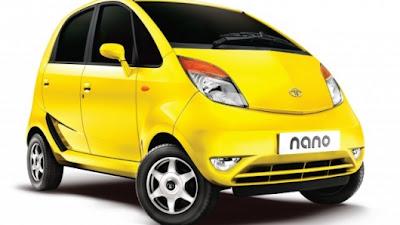 Tata Motors : Harga dan Spesifikasi Lengkap Tata Nano