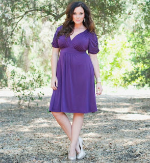 Plus Size Dresses Collection 2013