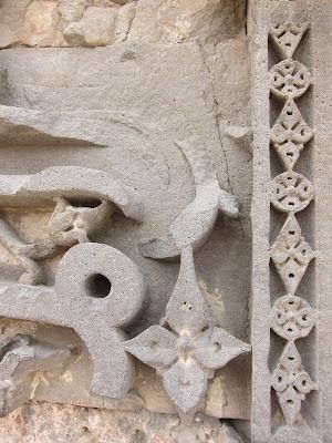 Delhi Qutub Minar detail