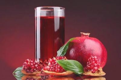 Manfaat buah delima bagi kesehatan tubuh kita