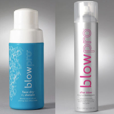 Blow, Blow Faux Dry, Blow After Blow, Blow dry shampoo, Blow hairspray, dry shampoo, hairspray, giveaway, beauty giveaway, A Month of Beautiful Giveaways