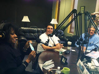 The FoodPrenuer Domenick Celentano and Deb Hurley Founder of Momma Lenas Eggnog Pound Cake on New Jersey Business Radio discussing starting and running a specialty food business.