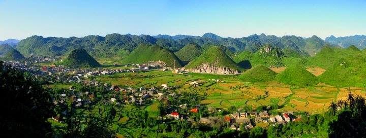 Thị trấn núi Đôi Cô Tiên