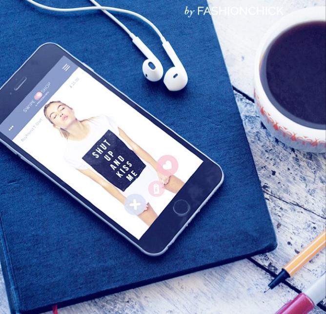 Rock On Holly Swipe n Shop App Review