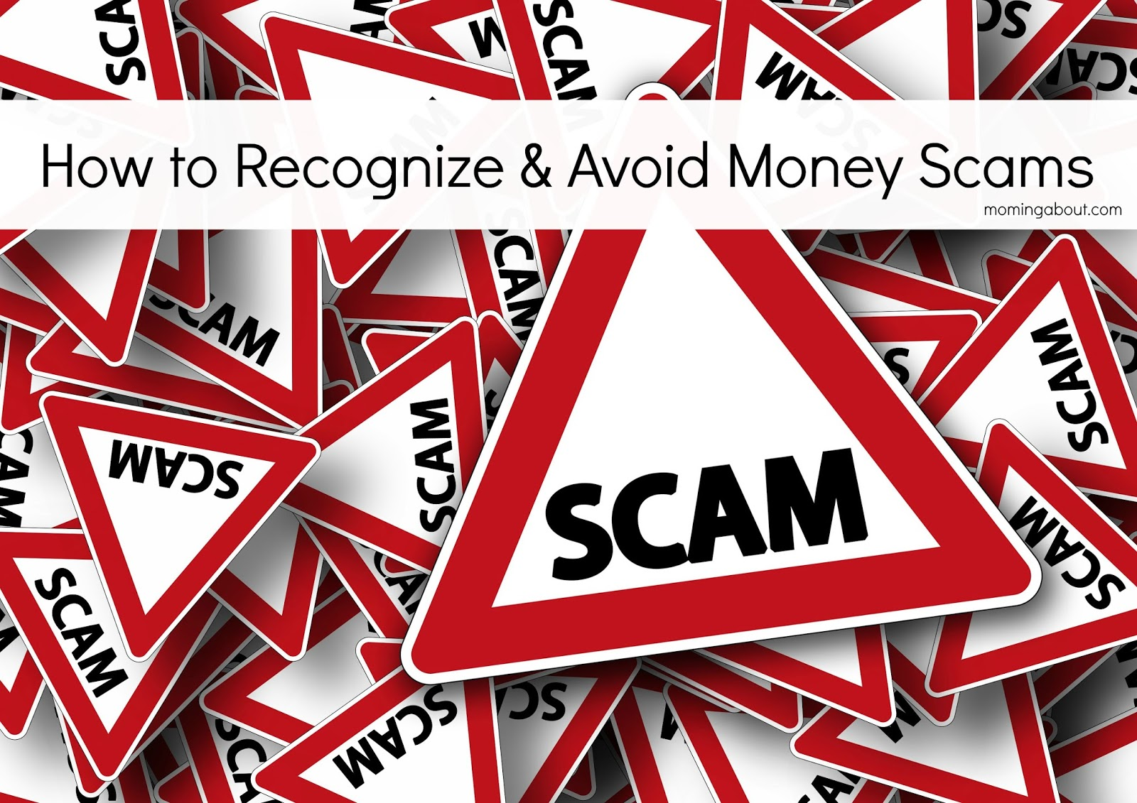 Don't Be a Victim to Money Scams