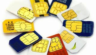 Foto Cara Daftar Kartu SIM Perdana Terbaru 2016 Prabayar Registrasi Simcard Aturan Kominfo Resmi