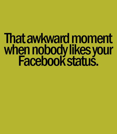 awkward girl nobody wants talk