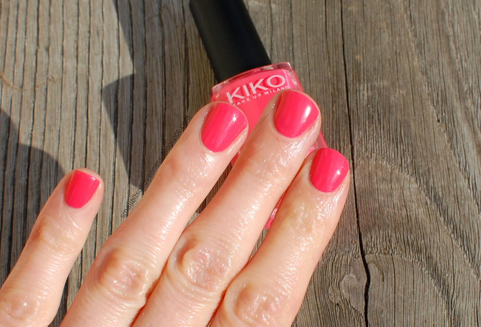 Kiko Nail Polish 360