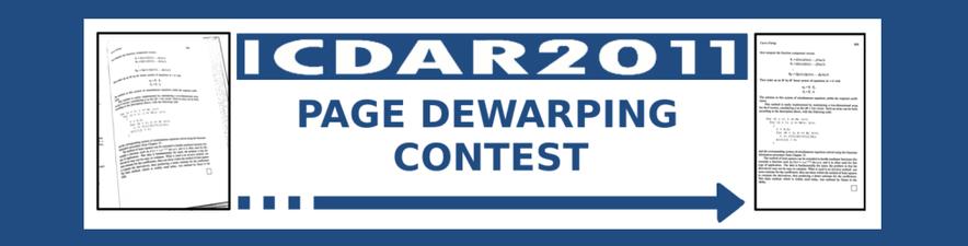 Page Dewarping Contest 2011