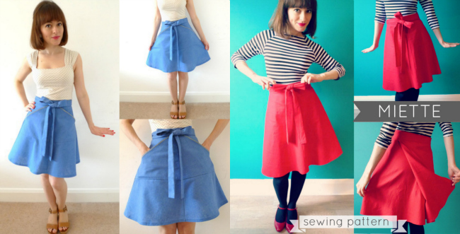 Duffleduhh Simple Dress Patterns Free Online