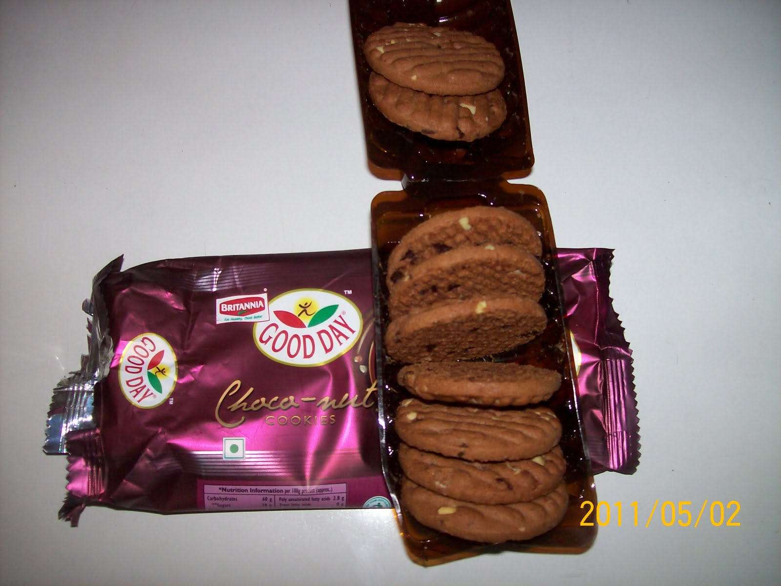 Bakery Industry: Britannia Presents Good Day Choco Nut In New ...