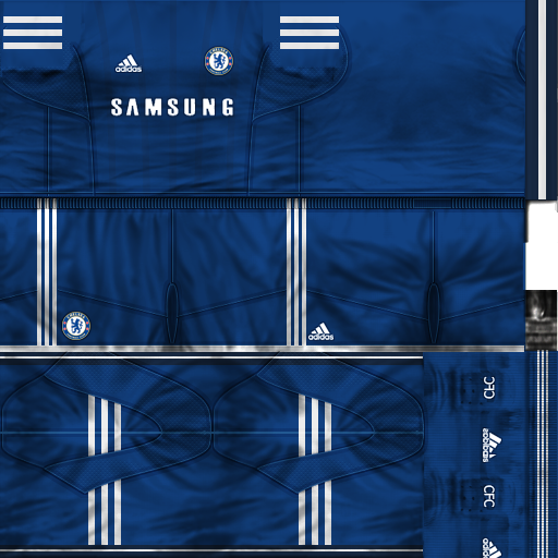 PES 6 : Kit Chelsea 2013/2014 By Gollomena