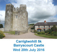 5k in East Cork...Wed 20th July